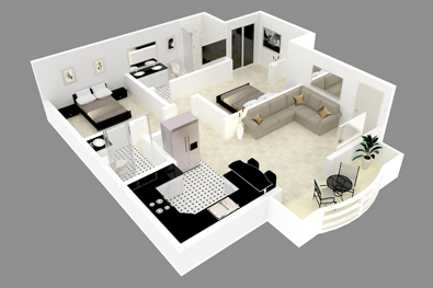 Westminster 2 bedrooms